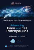 Advancing Gene and Cell Therapeutics / Web Scientific Event - One Day Meeting / 14-11-2020